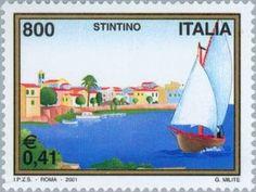 Sello: Stintino (Italia) (Tourist Attractions) Mi:IT 2755,Sn:IT 2394,Yt:IT 2486,Sg:IT 2664,Un:IT 2570