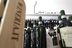 Wineria è enoteca e