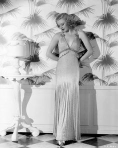"""ciao-belle: """" Ginger Rogers, 1930s - by Ben Klingon"""