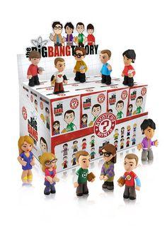 A full box of Funko Big Bang Theory Mystery Mini Figures The Big Bang Theory Mystery Box 24 Packs Mystery Minis Funko Figurines D'action, Funko Mystery Minis, Gi Joe, Big Bang Theory Series, Vinyl Figures, Action Figures, Mini Figure Display, Mini Blinds, Funko Vinyl