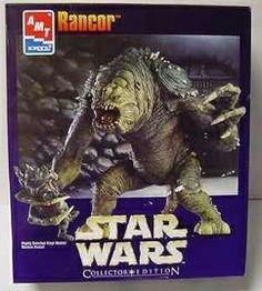 AMT Star Wars Rancor vinyl kit