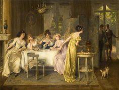 Max Volkhart - Tea party