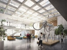 CGarchitect - Professional 3D Architectural Visualization User Community   Competition entry for the Biocenter Neu Marx