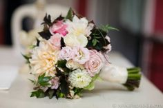 #PhiladelphiaCricketClub #Wedding #Reception #AsyaPhotography #bouquet #pinkandwhite