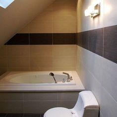 Bathroom Attic Ceilings Design, Pictures, Remodel, Decor and Ideas