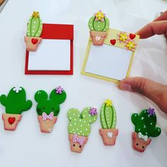 Polymer Clay Projects, Polymer Clay Creations, Diy Clay, Foam Crafts, Diy And Crafts, Crafts For Kids, Clay Magnets, Diy Y Manualidades, Cute Clay
