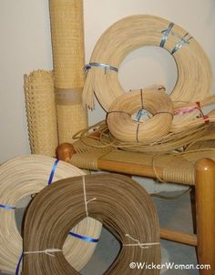 cane and basket supplies
