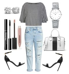 """"""""""" by itsmexo ❤ liked on Polyvore featuring Sonia Rykiel, Tom Ford, Burberry, Longines and MICHAEL Michael Kors"""