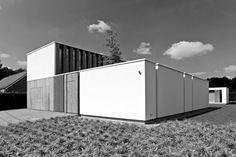 house VDB | destelbergen - Projects - CAAN Architecten / Gent
