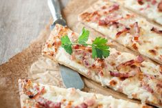 Rezept: Tiroler Flammkuchen - miss.at