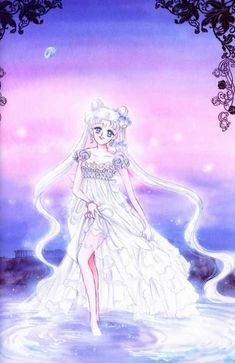 "You heart the beauty of the Sailor Moon manga artwork. | 10 Signs You Are Obsessed With ""Sailor Moon"""