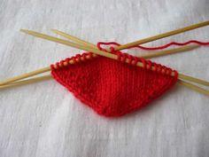Ulla 03/05 - Neuvot - Sukan neulominen kärjstä ylöspäin Knitting Stitches, Knitting Socks, Knitted Hats, Knitting Patterns, Knitting Ideas, Crochet Bikini, Knit Crochet, Crochet Accessories, Crafts