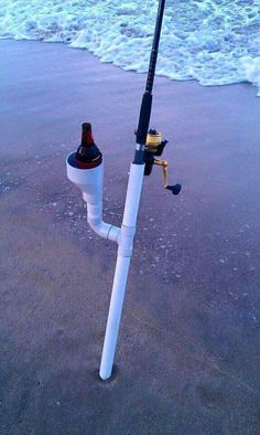 Now that's a rod holder right there !