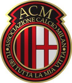 AC Milan-me gusta expresar mi pasión a través de este equipo de fútbol