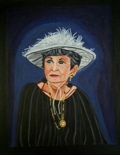 Rita of Queen Street  Copyright by Sandra Marie Adams--- Click Image to see larger view. -- Many combinations...2 Framed, Metallic, Acrylic, and GalleryWrapped Canvas choices or unframed Prints...@Sandra Marie Adams