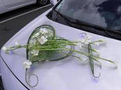esküvői autódísz - Google Search