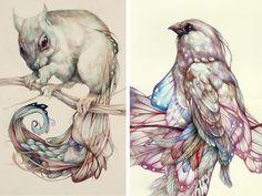 Marco Mazzoni via ponyanarchy.com #marcomazzoni #art #ponyanarchy
