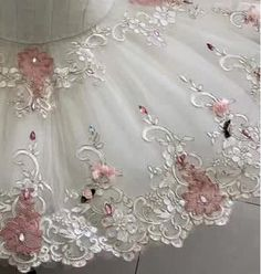 professional platter tutu, high quality, made-to-order tutu, The Nutcracker, Coppelia and many other ballet roles.