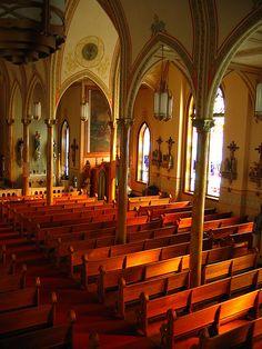 St. Stanislaus, Warsaw, North Dakota