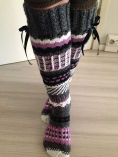 Knitting Socks, Leg Warmers, Legs, Accessories, Fashion, Mittens, Gloves, Knit Socks, Leg Warmers Outfit