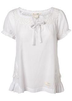 Odd Molly Mollyfornia blouse 116M-143 bright white – acorns