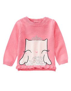 Tiara Owl Sweater