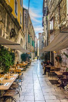 Split Croatia by Diego Germán Vazquez on 500px