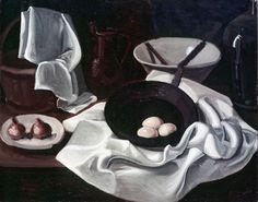 Still life, André Derain. André Derain, Still Life Artists, Joan Mitchell, Painting Still Life, Realism Art, Henri Matisse, French Artists, White Art, Figure Painting