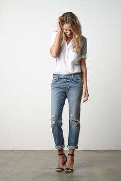 The original cult jean shape has had a modern makeover inspired by the jeans you wear