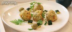 Νηστίσιμοι Ταραμοκεφτέδες: Αγιορείτικη συνταγή για τη Σαρακοστή! Albondigas, Baked Potato, Potato Salad, Tapas, Food And Drink, Appetizers, Avocado, Snacks, Meat