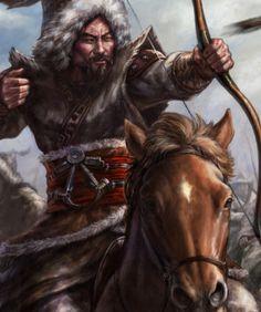 latest (488×584) Fantasy Inspiration, Character Inspiration, Character Art, Military Art, Military History, Archer Characters, Fantasy Characters, Barbarian Armor, Vikings