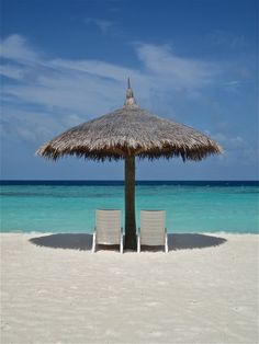 Paradise. Maldives
