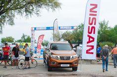 Δυναμική συμμετοχή της  Nissan στο Θερμαϊκός Τρίαθλο 2016
