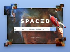 Welcome to SPACED Homepage