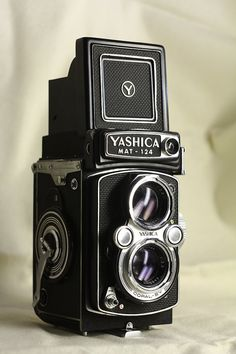 yashica mat 124. One of the last cameras I NEED for my collection.