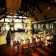 Atlanta Convention\Event Services - Foxhall Resort and Sporting Club. Legacy Lookout. Atlanta Outdoor Wedding Venue