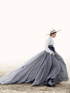Kati Nescher per Vogue Germania dicembre 2014. :: WhyNot Blog
