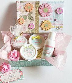 Mother Daughter Gift Set Body Spa Bridal Shower Birthday Mother Day Organic Vegan