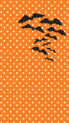30 ideas for wallpaper iphone vintage pattern polka dots Hd Wallpaper Android, Halloween Wallpaper Iphone, New Wallpaper Iphone, Holiday Wallpaper, Halloween Backgrounds, Fall Wallpaper, Trendy Wallpaper, Cellphone Wallpaper, Cute Wallpapers