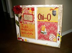 A really cute idea but instead I will paint a mirror frame with a cork board glued in it and then decorate