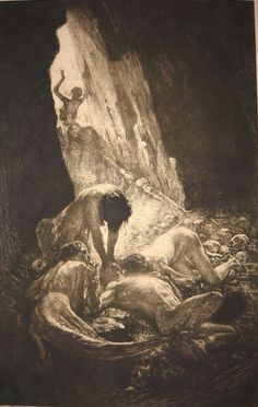 Macabre Dance of Marcel Roux Dark Artwork, Metal Artwork, Myths & Monsters, Medieval, Gothic Art, Victorian Gothic, Monster Design, Creepy Art, Horror Art
