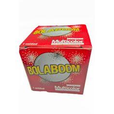 Bola Boom X1un -apto Renar- Promo Pirotecnia La Golosineria $ 11.99 - LA GOLOSINERIA
