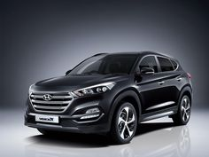 Surprising Hyundai Tucson 2016 Photos Gallery