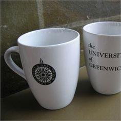 University of Greenwich Marrow Mug
