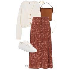 Muslim Fashion, Modest Fashion, Skirt Fashion, Hijab Fashion, Korean Fashion, Fashion Outfits, Cute Casual Outfits, Pretty Outfits, Stylish Outfits