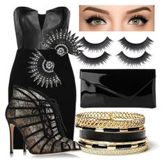 """""""51"""" by aaliyah-theisen ❤ liked on Polyvore featuring Mason by Michelle Mason, GUESS, Gianvito Rossi, L.K.Bennett, women's clothing, women's fashion, women, female, woman and misses"""