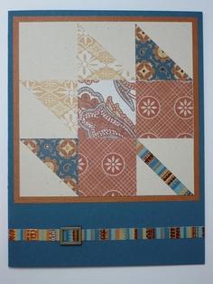 a quilt card