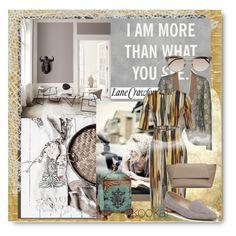 """soft neutrals"" by peeweevaaz ❤ liked on Polyvore featuring mode, Élitis, Gubi, Ibrigu, Lane Crawford, SUNO New York, Linda Farrow, women's clothing, women en female"