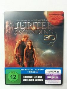 Steelbook Jupiter Ascending
