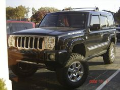 lifted jeep commander | Recent Photos The Commons Getty Collection Galleries World Map App ...